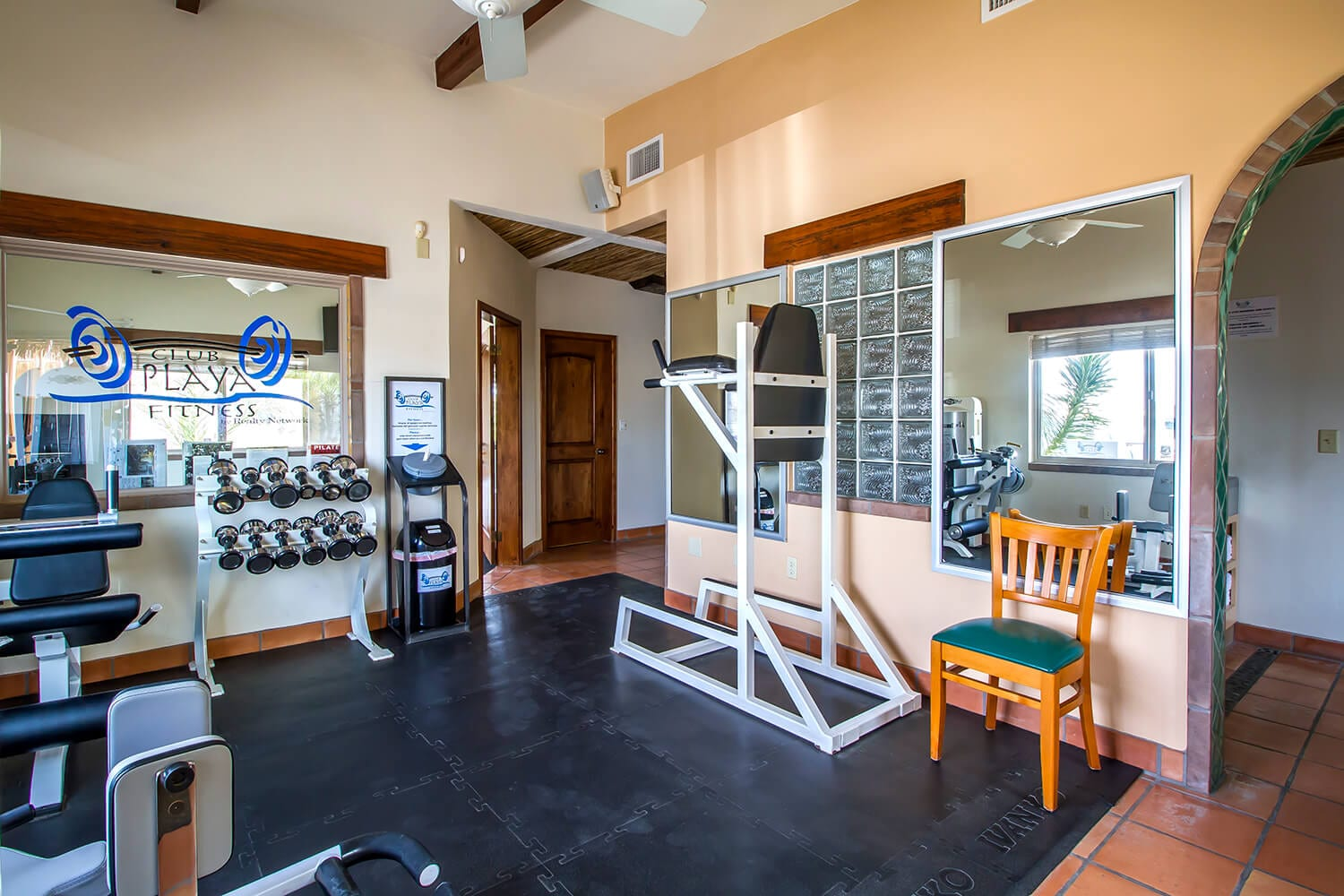 place to workout in rocky point