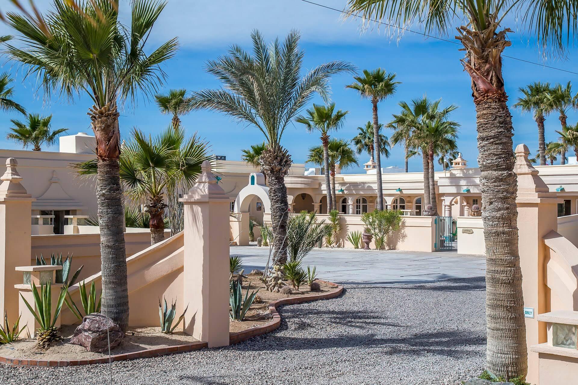 entrance beach estate